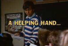 A Helping Hand... - Title Card