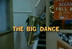 The Big Dance - Title Card