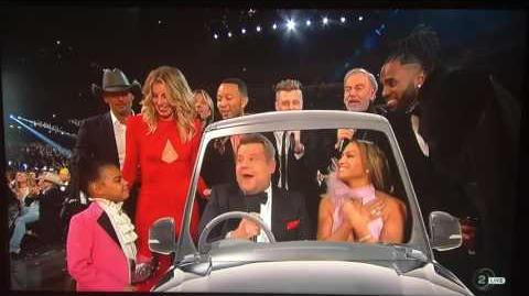 Blue Ivy Wins The Grammys!