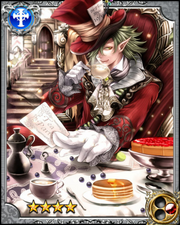 Tactician Mad Hatter RR