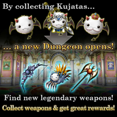 Kujata Dungeon Added