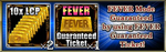 Gravity Line FEVER Guaranteed CP Ticket Pack