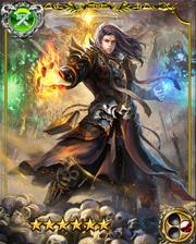 Grand Sorcerer King Oz SSR