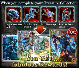 Ocean Grail Arianrhod Treasure