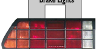 Taillights, Marker Lights and Turn Signals