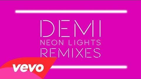 Demi Lovato - Neon Lights (Betty Who Remix)(Audio)