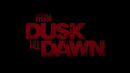 From Dusk Till Dawn - The Series Logo