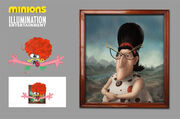 Gregory-georges-minions-gru-mom-renaissance-painting