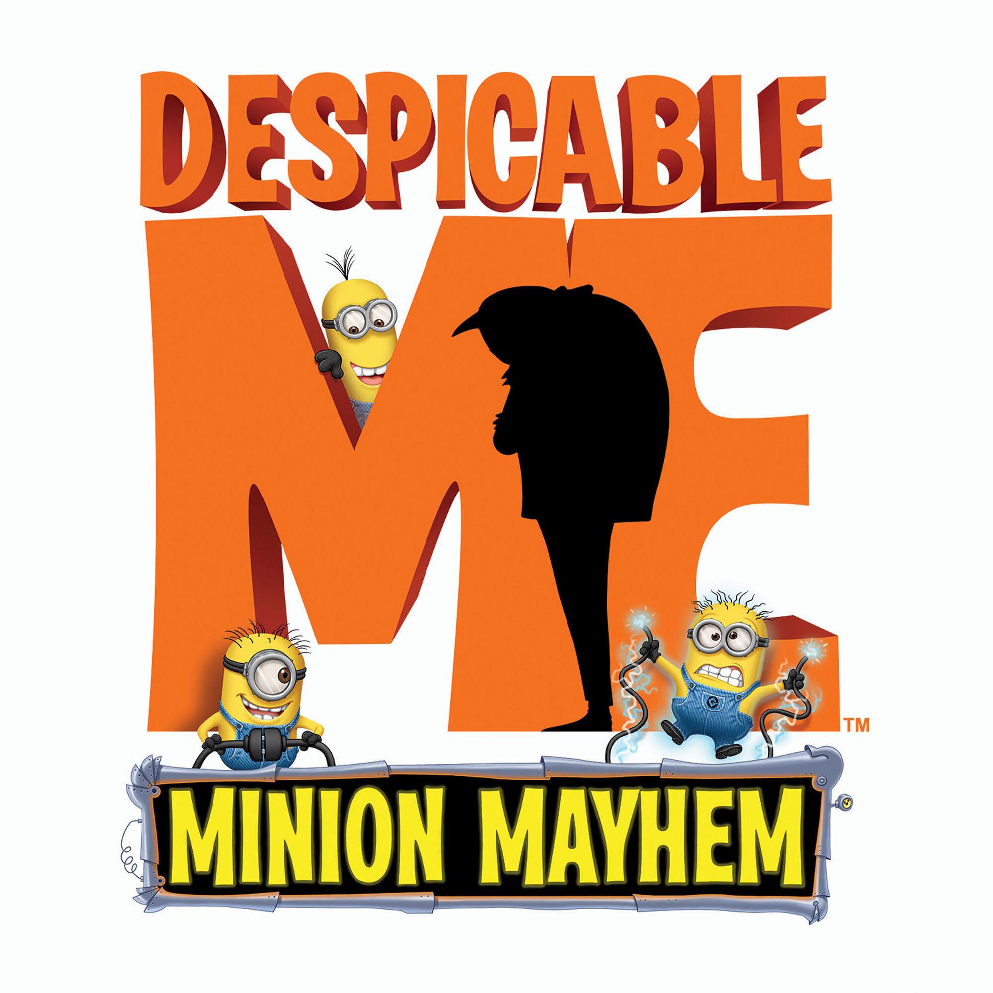 <b>Despicable Me</b>: <b>Minion</b> Mayhem | <b>Despicable Me</b> Wiki | FANDOM powered ...
