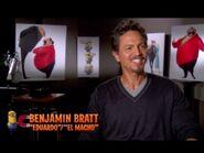 Despicable Me 2 Benjamin Bratt