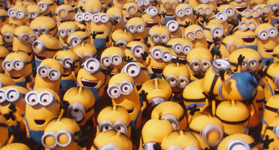 Minions  Despicable Me Wiki  FANDOM powered by Wikia