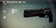 Maverick Mk. 20 Beta