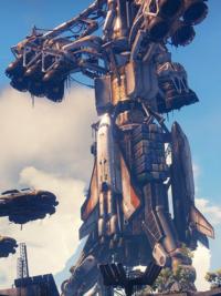 Colony-ship
