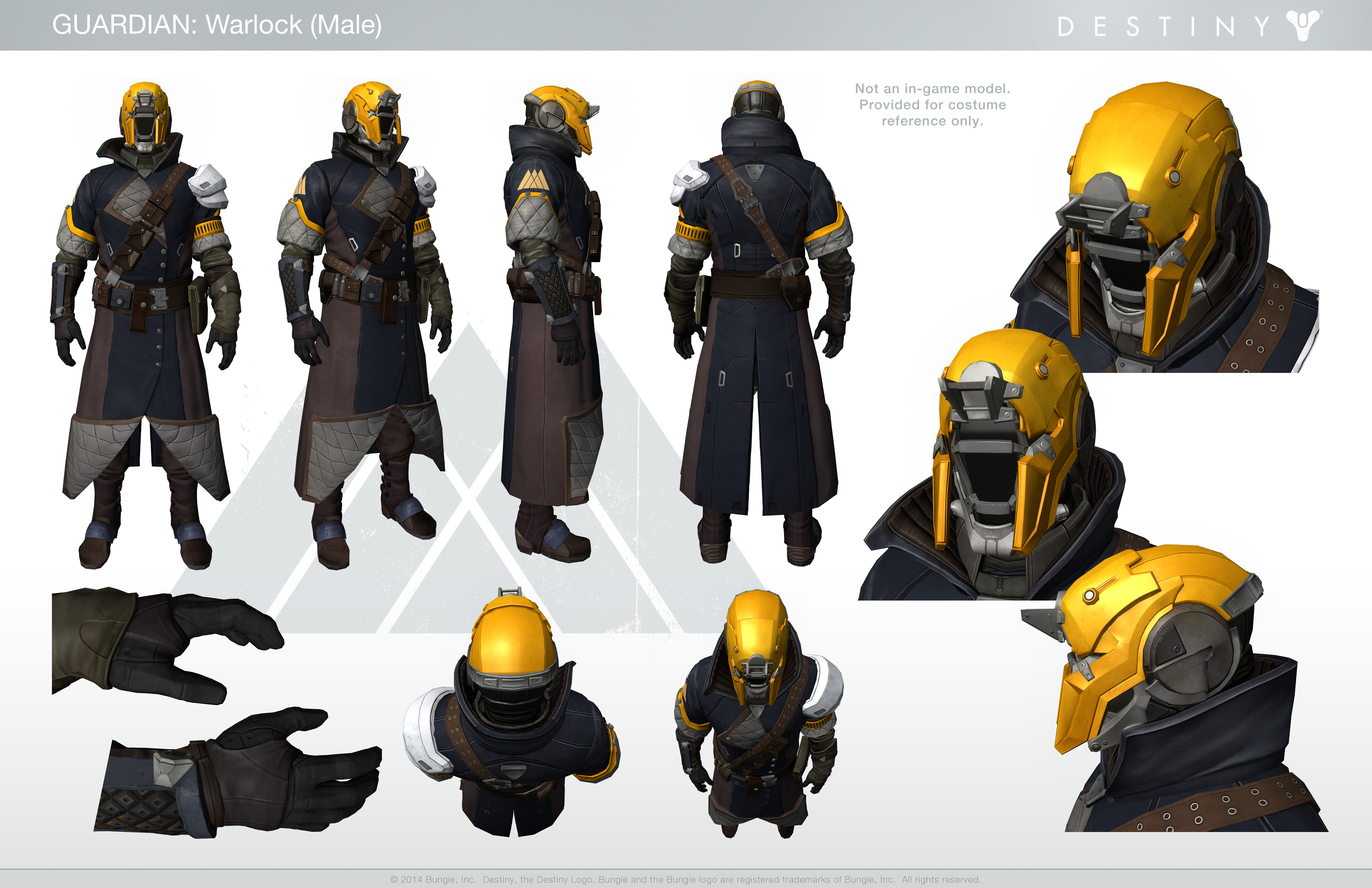 Warlock  Destiny Wiki  FANDOM powered by Wikia