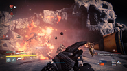 Control gameplay, Destiny Alpha 3