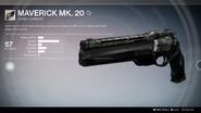 Maverick Mk. 20 UI