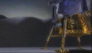 The Lunar Lander lands
