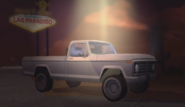 Travis Skeever's Car