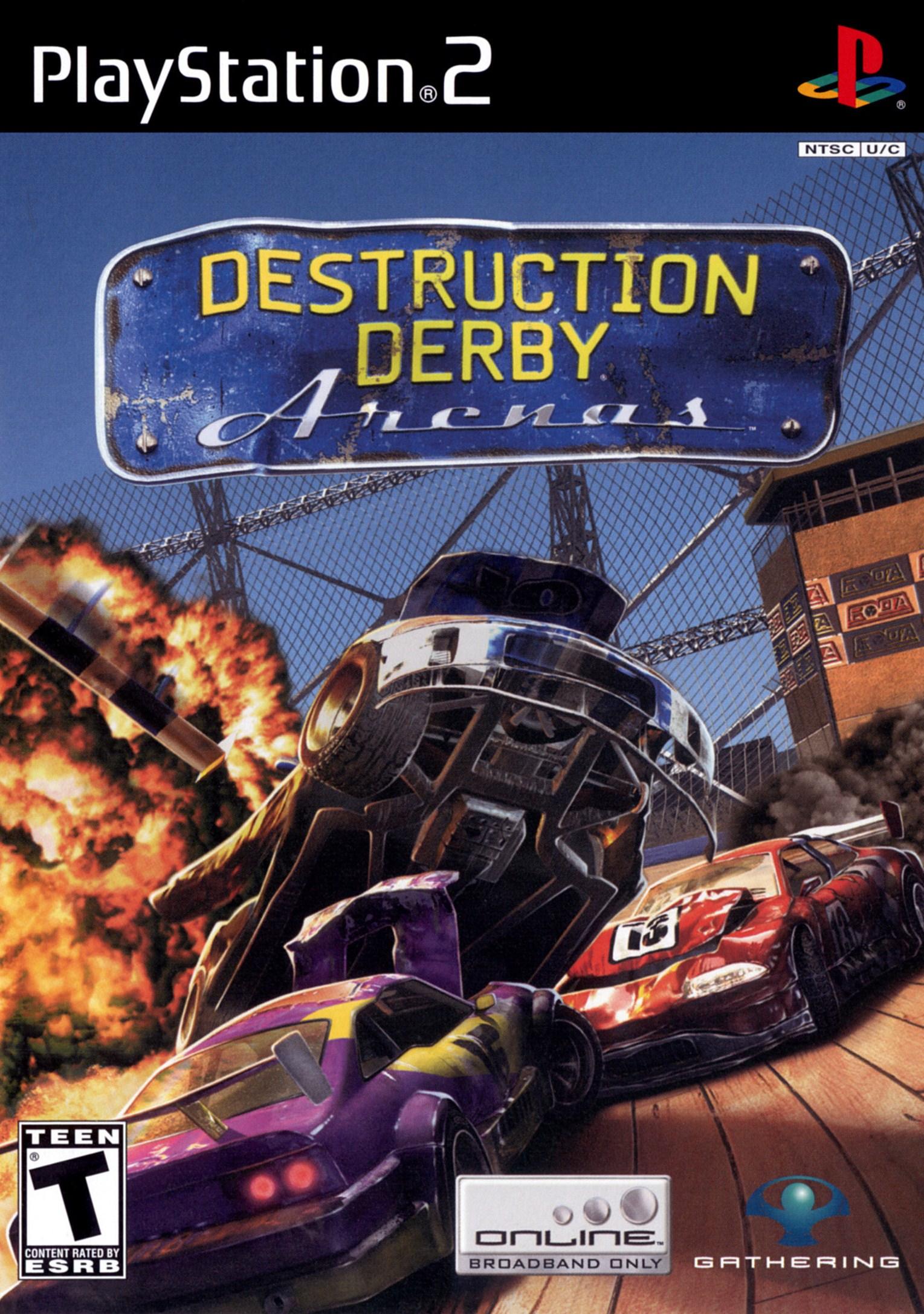 Destruction Derby Arenas | Destruction Derby Wiki | Fandom