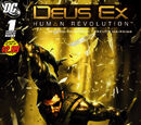 Deus Ex: Human Revolution (2011 comic series)