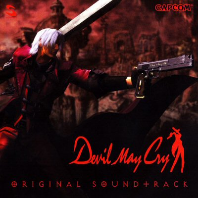 Archivo:Devil May Cry Original Soundtrack.jpg