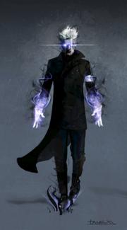 Vergil devil trigger artwork