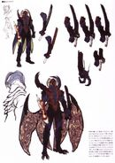 Devil May Cry 4 Artbook p31