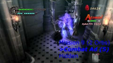 Devil May Cry 4 SE Blue Orb fragment Guide