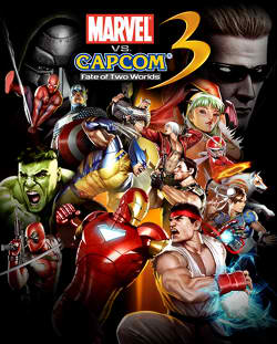 Archivo:Marvel Vs Capcom 3 box artwork.jpg