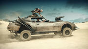 Mad Max Car Chase 2