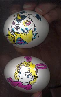Datei:Digimon Easter Eggs.jpg