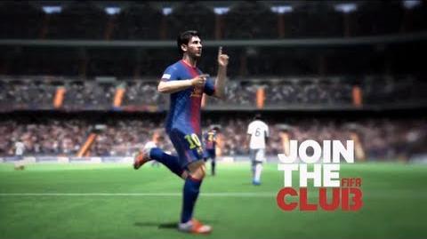 FIFA 13 Gamescom 2012 Trailer