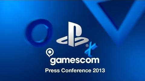 PlayStation gamescom 2013 Press Conference