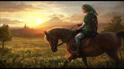 Zelda Theme remix by Pluton