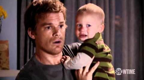 Dexter Season 5 Episode 2 Clip - Welcome Home