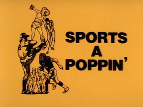 Sports a Poppin