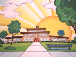 Dexter Dodgeball Huber Elementary