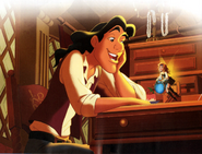 Zarina&James-Pirate Fairy book