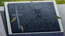 Link grave anime