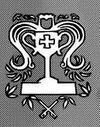 Central emblem