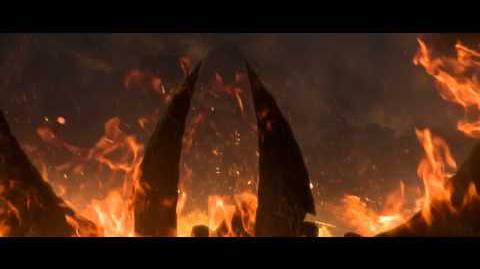Diablo 3 Act IV intro - Diamond Gate