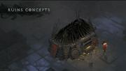 Ruinsconcept