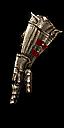 Rakkisgard Gauntlets (Hunt)