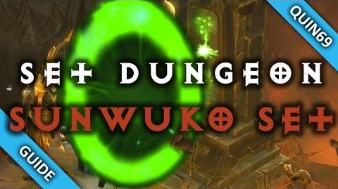 Diablo 3 Set Dungeon - Monkey King's Garb (Mastery How To Patch 2