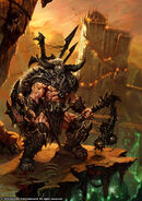 Barbarian Spiky