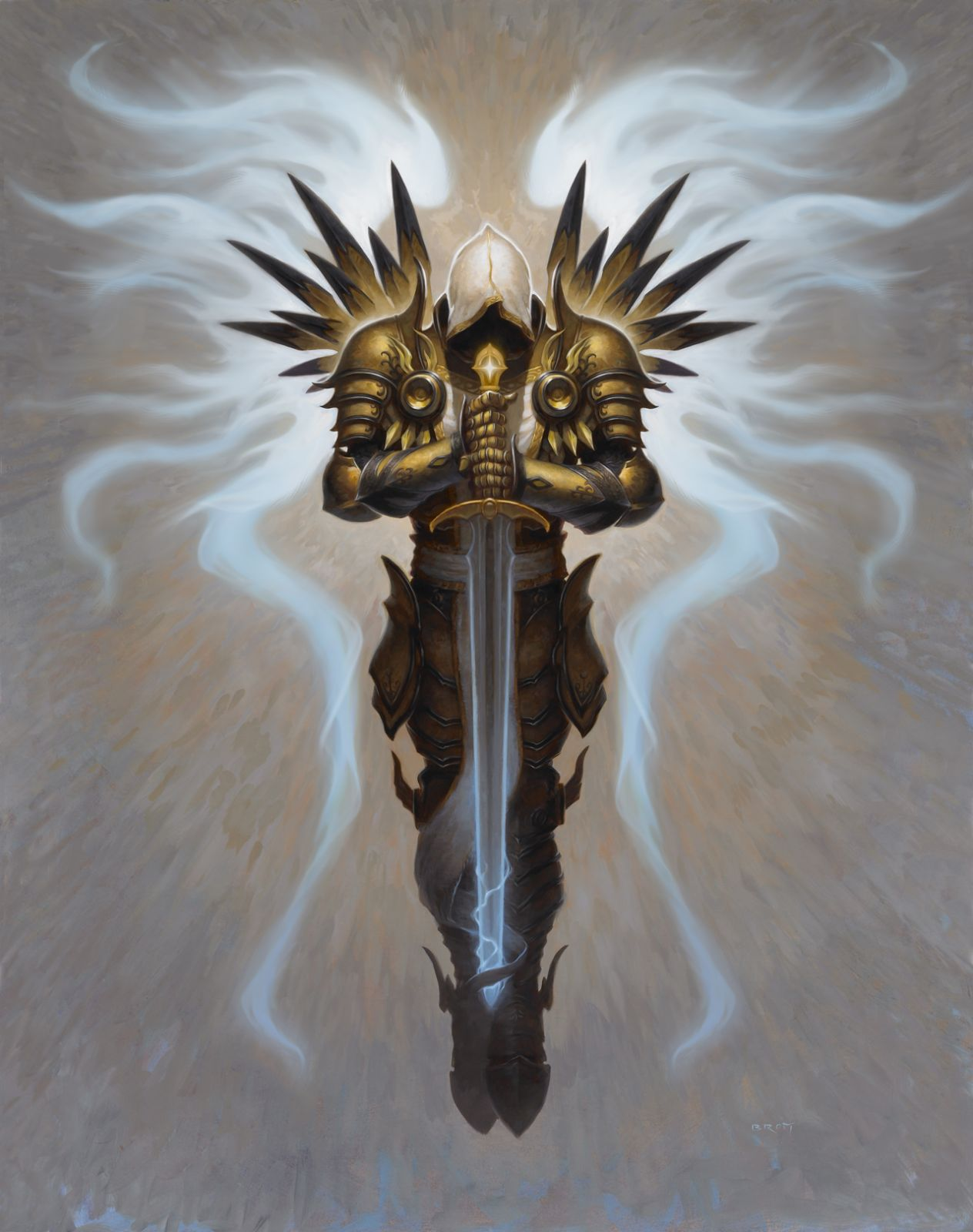 1000  images about Tyrael on Pinterest