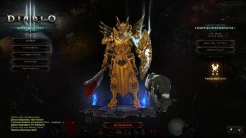 Diablo III - The Darkening of Tristram - Wirt's Leg & Royal Calf