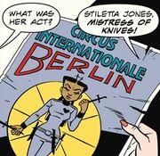 Stiletta the Amazing