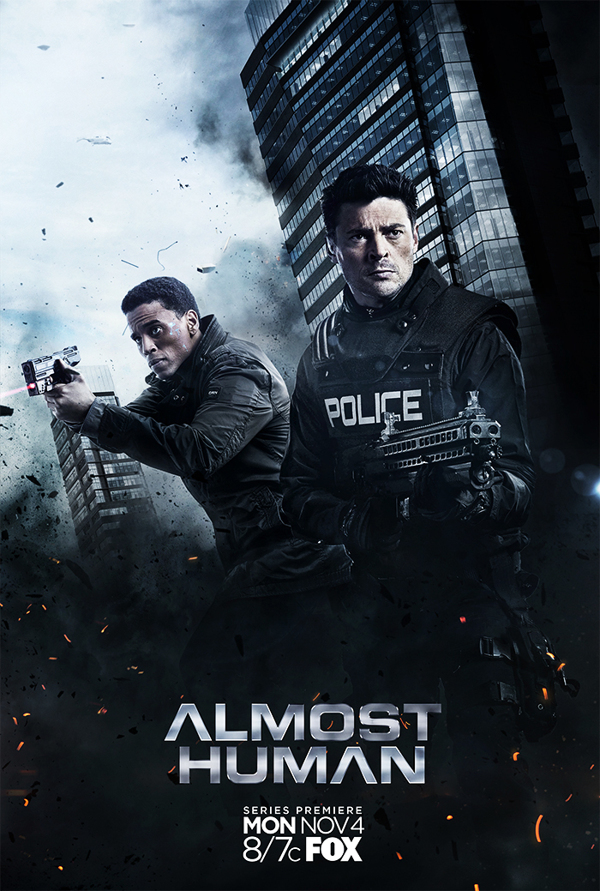 Almost Human | Die Hard Scenario Wiki | FANDOM Powered By ...