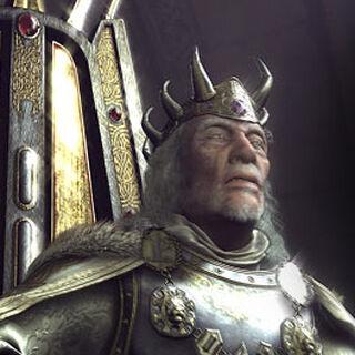König Terenas Menethil II , möge er in Frieden ruhen.